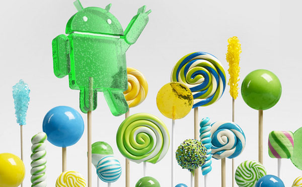 Android 5.1 Lollipop de Google en marzo
