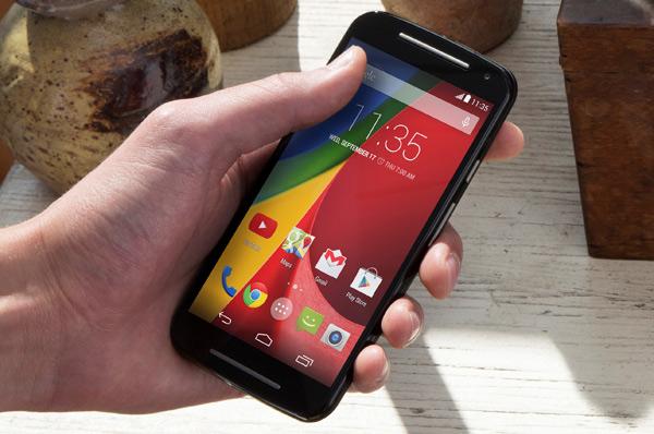 Motorola Moto G (2da. generación)