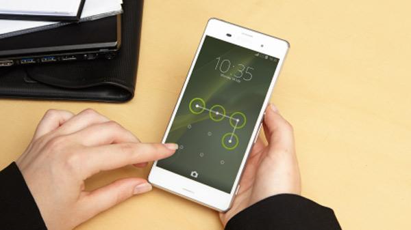 El Sony-Xperia-Z3, cuenta con opciones avanzadas de seguridad