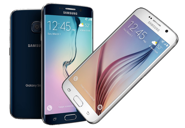 Galaxy S6 Edge y Samsung Galaxy S6
