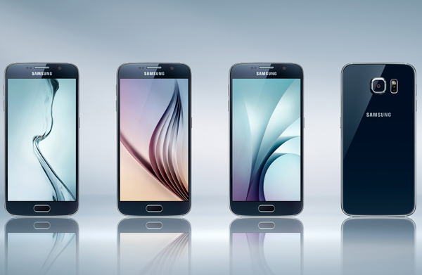 Samsung Galaxy S6 disponible en cuatro colores