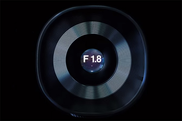 LG G4 abertura del diafragma de f/1.8