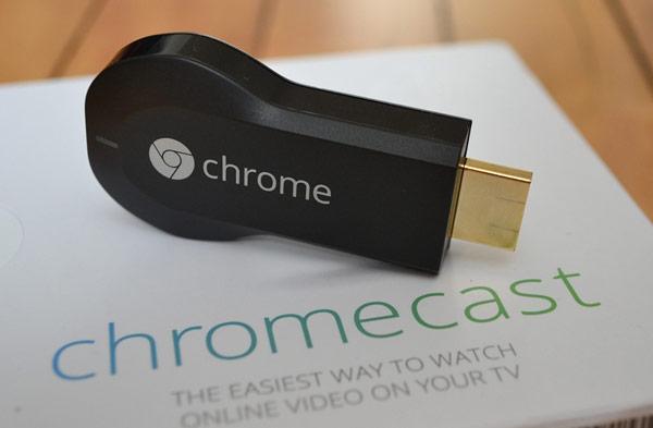 Google Cast permite emitir videos y música desde tu dispositivo móvil, a la televisión o altavoces