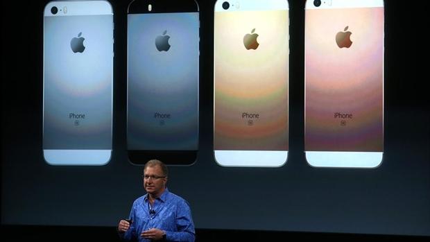 iphone se de 4 pulgadas