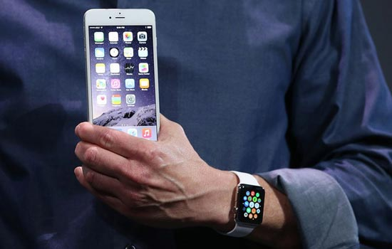 Apple Watch, gestionar notificacones