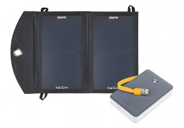 cargadores solares